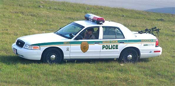Miami Dade Police Miami Dade Police Officer